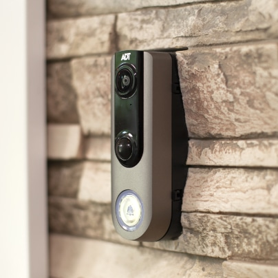 Fort Wayne doorbell security camera